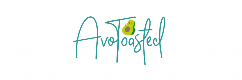 Avotoasted Centered Cover Logo