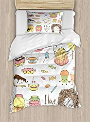 Product Image - Kawaii Characters - Bedding Set