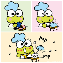 cute drawings kawaii characters keroppi