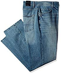 Hipster Fashion for Curves - Product Image - Big and Tall Mens Tidewater Washed Jean