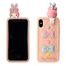 Product Image - Kawaii Squishy Bunny iPhone Case