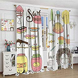 Product Image - Kawaii Characters - Curtains