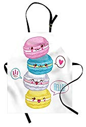 Product Image - Lunerable Macaroons Characters Apron