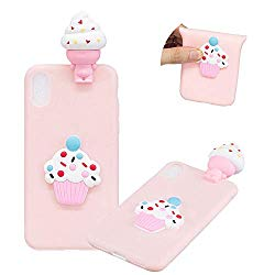 Product Image - Squishy Kawaii Ice Cream Cone iPhone Case