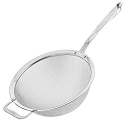 9 Inch Fine Mesh Kitchen Strainer