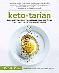KetoTarian Plant Based Keto Diet Cookbook