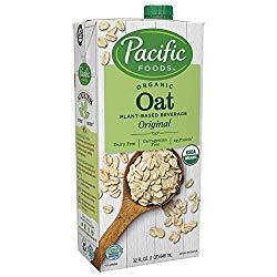 Pacific Foods Organic Oat Milk