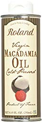 product image roland virgin cold pressed macadamia nut oil